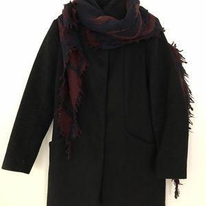 Wool and cashmere Aritzia coat